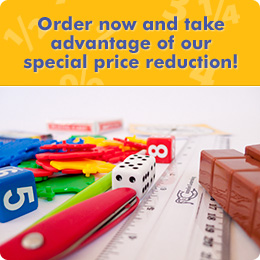Order now and take advantage of our special price reduction