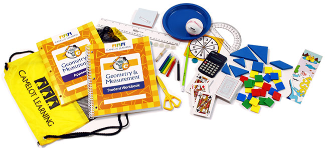 Geometry and Measurement - Student Packet