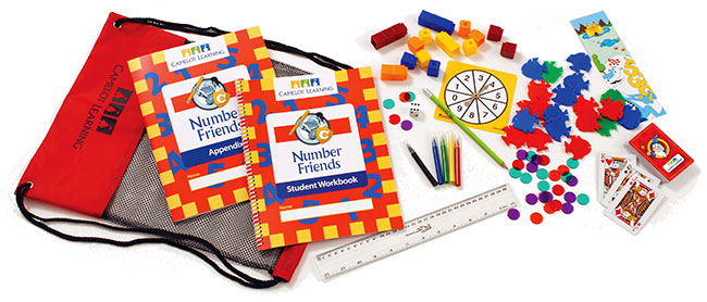 Number Friends - Student Packet